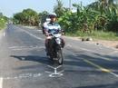 Bốn người chết thảm khi 2 xe máy tông nhau