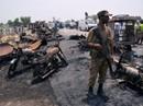 Pakistan: Hốt dầu, 148 người chết cháy