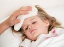 Không lạm dụng thuốc hạ sốt cho trẻ