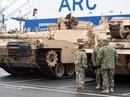 Xe tăng Mỹ rầm rộ tới Đông Âu, Nga tung hệ thống Voronezh