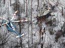 Bay diễn tập, trực thăng Nhật Bản rơi trên núi