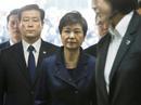 Cựu tổng thống Hàn Quốc Park Geun-hye bị bắt