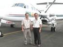 Máy bay của Bầu Đức về tay chủ mới