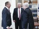 Ông Trump chia sẻ cho Nga tin mật từ tình báo Israel