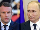 Tân Tổng thống Pháp hứa cứng rắn với Nga