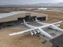 Hé lộ hình ảnh chiếc máy bay lớn nhất thế giới