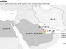 """Vì sao """"hạt tiêu"""" Qatar chọc giận các đại gia Vùng Vịnh?"""