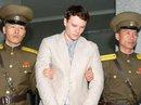 """Được Triều Tiên thả, sinh viên Mỹ """"đang hôn mê"""""""