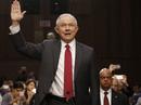 Bộ trưởng Tư pháp Mỹ bác tin gặp kín quan chức Nga trong khách sạn