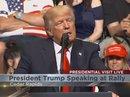 """Ông Donald Trump khoe tường biên giới """"độc"""" với Mexico"""