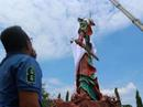 Indonesia: Người dân đòi phá tượng thần Trung Quốc