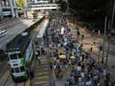 Hồng Kông: Hàng chục ngàn người đòi thả 3 thủ lĩnh sinh viên