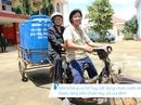Những hình ảnh đáng nhớ trong hành trình trao tặng nước sạch