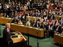 """Nhiều lãnh đạo """"né"""" ông Donald Trump tại Liên Hiệp Quốc"""