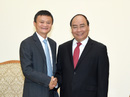 Tỉ phú Jack Ma: Thanh niên Việt Nam có suy nghĩ rất lý thú