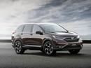 HVN ra mắt xe Honda CR-V 7 chỗ