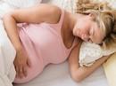 Thai phụ ngủ nằm ngửa, nhiều nguy cơ thai nhi chết non
