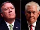 Nhà Trắng bác tin thay Ngoại trưởng Rex Tillerson