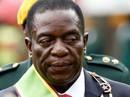 """Tân tổng thống Zimbabwe """"trả ơn"""" quân đội?"""