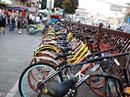 Những bãi xe đạp khổng lồ ở Bắc Kinh
