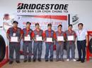 Bridgestone tổ chức Hội thi tay nghề dành cho kỹ thuật viên lốp xe tải, buýt