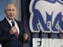 """Ông Putin tuyên bố không đối xử với nước Nga """"như bà ngoại"""""""