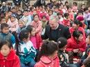 Đại sứ Mỹ khánh thành trường học ở tỉnh miền núi Hà Giang