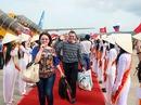 Du khách Nga ồ ạt đến Nha Trang