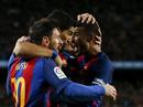 Messi lập siêu phẩm, Barcelona vào tứ kết Cúp Nhà vua