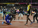 Lần cuối đua tài 100m, tượng đài Usain Bolt thảm bại