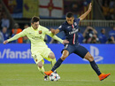 """Messi là """"hung thần"""" của Emery và PSG"""