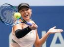 """""""Búp bê"""" Sharapova chia tay giải Mỹ mở rộng"""