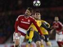 Thoát hiểm ở Riverside, Arsenal trở lại top 6