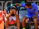 "Khoảnh khắc Del Potro ""đốn tim"" khán giả Roland Garros"