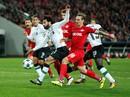 """""""Bộ tứ siêu đẳng"""" Liverpool bất lực trước Spartak Moscow"""