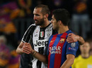 Juventus loại Barcelona, Dortmund gục ngã ở Monaco