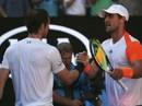 Nishikori lại thua Federer, 2 số 1 cùng rơi đài