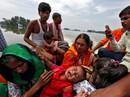 Lũ lụt tàn phá Nam Á, hơn 1.200 người thiệt mạng
