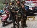 Tân Cương: Xông vào đám cưới đâm chém, 5 người chết