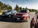 So sánh Chevrolet Trax với Ford EcoSport