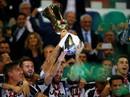 Đánh bại Lazio, Juventus vô địch Cúp nước Ý