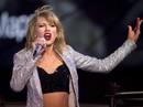 """""""Công chúa nhạc pop"""" Taylor Swift thắng giải nhạc đồng quê"""