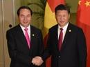 Chủ tịch nước sẽ hội đàm với Chủ tịch Trung Quốc