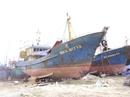 Doanh nghiệp đóng tàu vỏ thép đòi kiện Bộ NN-PTNT và khách hàng