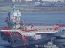 """Giới trẻ Trung Quốc thích đặt tên """"tôm tít"""" cho tàu sân bay mới"""
