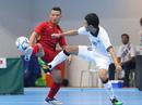 Cập nhật SEA Games ngày 18-8: Futsal lại thua người Thái