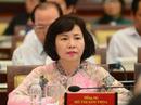 Ban Bí thư miễn nhiệm Thứ trưởng Hồ Thị Kim Thoa