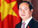 Chủ tịch nước Trần Đại Quang sẽ thăm Trung Quốc