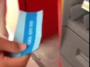 Bi hài rút tiền ATM