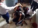 Buộc thôi học 2 nữ sinh lớp 9 đánh dã man nữ sinh lớp 7